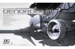 1/144 RX-78 Gundam GP03 Dendrobium Orchis HG - 107985