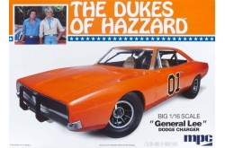 1/16 Dukes of Hazzard General Lee 1969 Charger - 752
