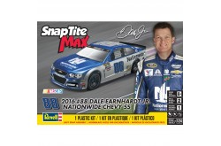 1/24 88 Dale Earnhardt Jr. Nationwide Chevy SS - SnapTite