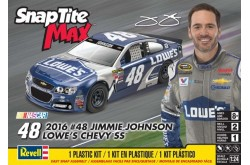 1/24 48 Jimmie Johnson LOWE's Chevy SS - SnapTite
