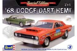 1/25 '68 Dodge Hemi Dart 2 'n 1 - 85-4217
