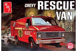 1/25 1975 Chevy Rescue Van