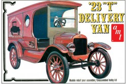 "1/25 1923 Ford Model ""T"" Delivery - AMT 860"