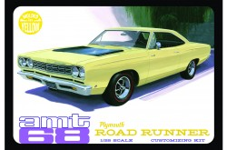 1/25 1968 Plymouth Roadrunner - AMT 849
