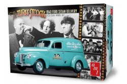 1/25 Three Stooges 1940 Ford Sedan Delivery - 791