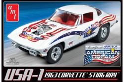 1/25 USA-1 1963 Chevy Corvette - 909