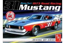 1/25 Warren Tope 1973 Ford Mustang - AMT 896