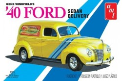 1/25 Gene Winfield 1940 Ford Sedan - AMT 769