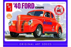 1/25 1940 Ford Coupe - AMT 850