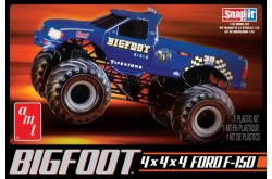 1/32 Big Foot 4x4x4 Monster Truck (Snap) - AMT 805