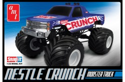 1/32 Nestle Crunch Chevy Monster Truck (Snap) - AMT 911