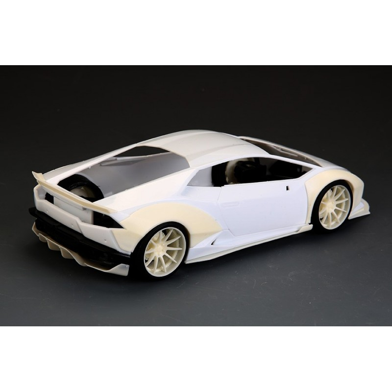 hd03 0485 1 24 lb work lamborghini huracan hd03 0485 up scale hobbies. Black Bedroom Furniture Sets. Home Design Ideas