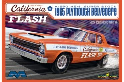 1/25 Butch Leal's 1965 Plymouth Belvedere Sedan - 1222