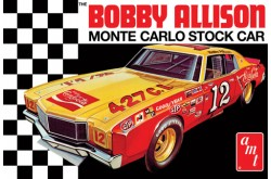 1/25 Bobby Allison 1972 Chevy Monte Carlo Stock Car
