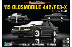 1/25 '85 Oldsmobile 442/FE3-X Show Car - 85-4446