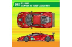 1/24 Proportion Kit Ferrari 488 GTE Ver. A - K630