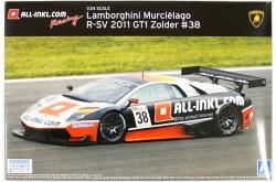 1/24 Lamborghini Murcielago RSV Zolder ALL-INKL 2011