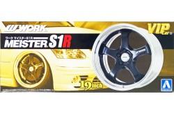 "1/24 Work Meister S1R 19"" - 05245"