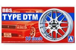 """1/24 BBS DTM 18"""" - 05242"""