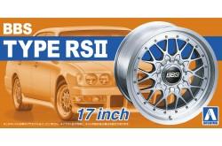 "1/24 BBS RS II 17"" - 05241"