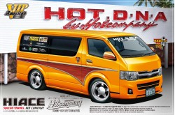 1/24 Toyota Hot Company Hiace 200 - 50712