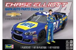 1/24 No.24 Chase Elliott NAPA AUTO PARTS Chevy SS