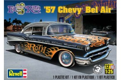 1/25 '57 Chevy Bel Air - 85-4306