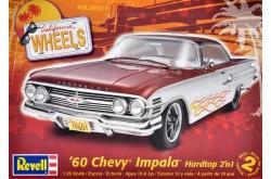 1/25 '60 Chevy Impala Hardtop 2 'n 1 - 85-4248