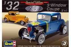 1/25 Ford 5 Window Coupe - 85-4228