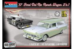 1/25 '57 Ford Del Rio Ranch Wagon 2 'n 1 - 85-4193