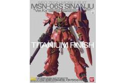 1/100 Sinanju Ver.Ka TITANIUM Finish MG - 162051
