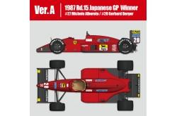 1/12  Full Detail Ferrari F187 / F187/88C - K624