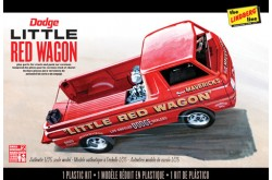 "1/25 Dodge ""Little Red Wagon"""