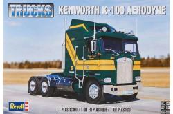 1/25 Kenworth K-100 Aerodyne - 85-2514