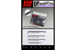 Top Studio Braided Line 1.0mm (Black)  - 23207