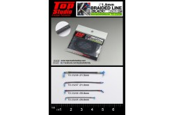 Top Studio Braided Line 1.5mm (Black)
