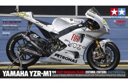1/12 YZR-M1 09 Fiat Yamaha Team - Estoril Edition - 14120