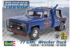 1/24 '77 GMC Wrecker Truck - 85-7220