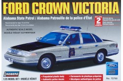 1/25 Ford Crown Victoria Alabama State Police - 72780