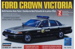 1/25 Ford Crown Victoria NC State Police