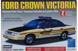 1/25 Ford Crown Victoria TN State Police - 72778