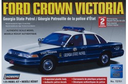 1/25 Ford Crown Victoria Georgia State Police - 72781