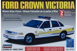 1/25 Ford Crown Victoria Illinois State Police - 72776