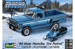 "1/24 '80 Jeep Honcho ""Ice Patrol"" - 85-7224"