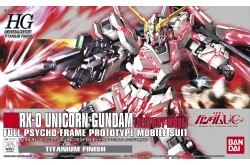 1/144 Unicorn Gundam TITANIUM Finish HG - 169482