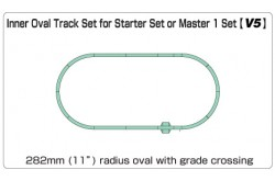 N Scale V5 Inside Loop Track Set - 208641