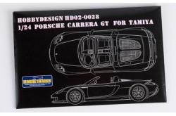 1/24 PORSCHE CARRERA GT Detail-UP Set - HD02-0028