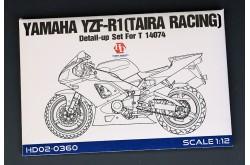 1/12 Yamaha YZF-R1 (Taira Racing) Detail-up Set - HD02-0360
