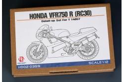 1/12 Honda VFR750 R (RC30) Detail-up Set - HD02-0359