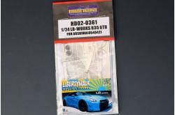 1/24 LB-Works R35 GTR Detail Set - HD02-0361